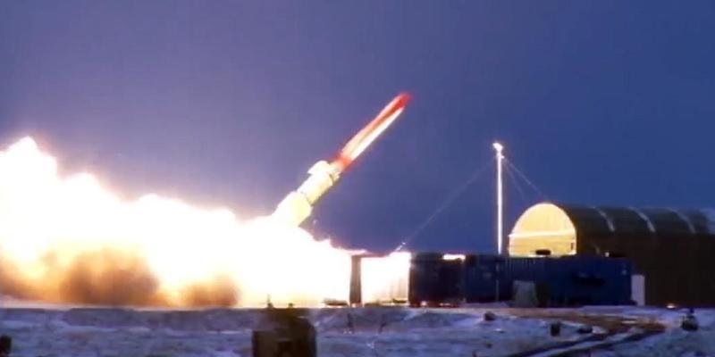 CNBC: Ядерний вибух в Росії міг статися під час підйому ракети «Буревісник» з дна моря