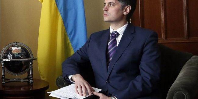 Призначений Вадим Пристайко допустив, що буде здійснена амністія і зняття блокади з Донбасу