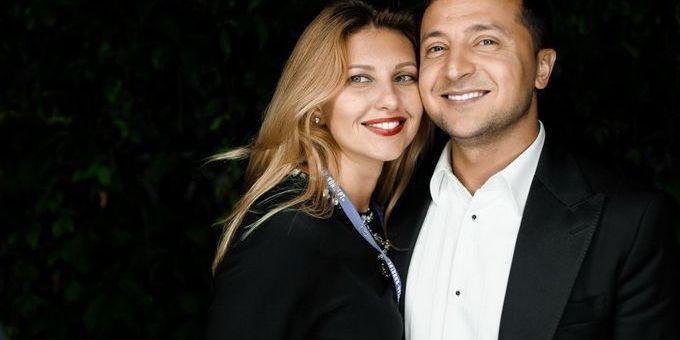 Подружжя Зеленських не дозволило знімати їхнього сина-першачка