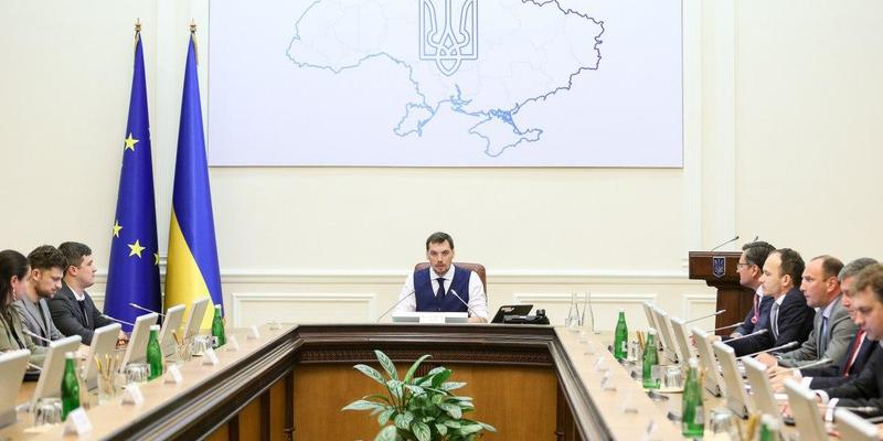Український уряд став наймолодшим у Європі
