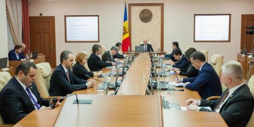 Молдова домовляється про терміновий кредит ЄС для закупівлі газу на зиму