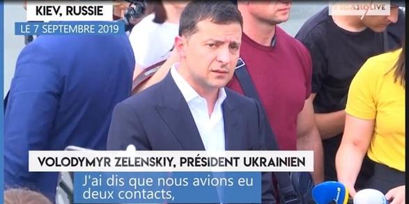 Французька газета Le Figaro назвала Київ російським містом