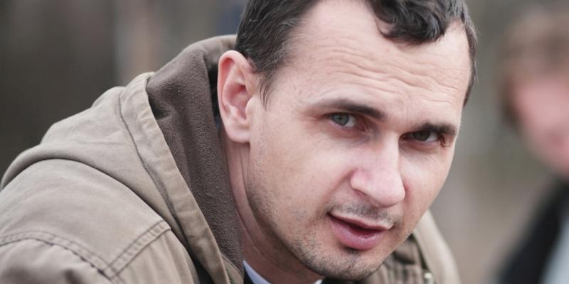 Сенцов закликав писати листи політв'язням