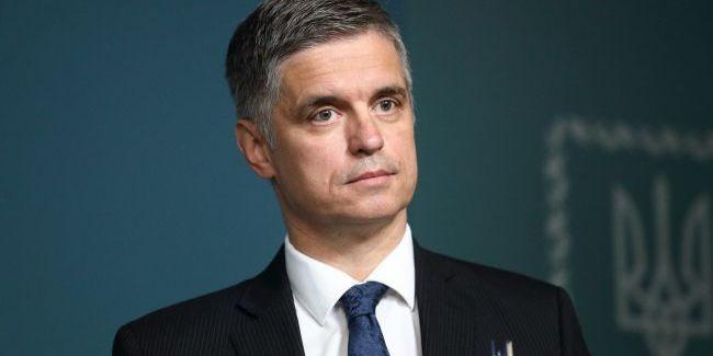 Зеленський представив нового міністра закордонних справ