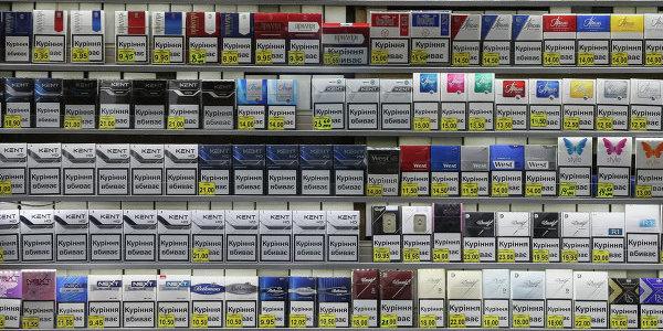 Вартість пачки сигарет може вирости до 100 гривень вже в 2020 році