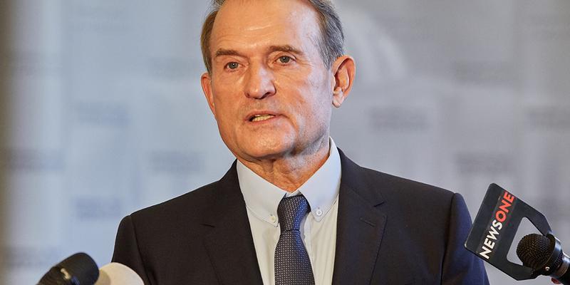 Віктор Медведчук: Обмін утримуваними особами повинен вести до миру шляхом продовження діалогу з Росією