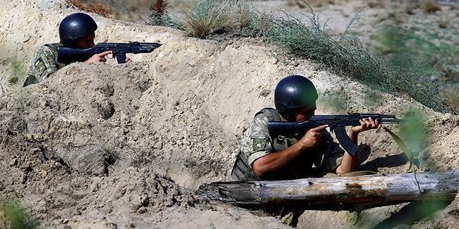 Бойовики у суботу 14 разів порушували «тишу» на Донбасі