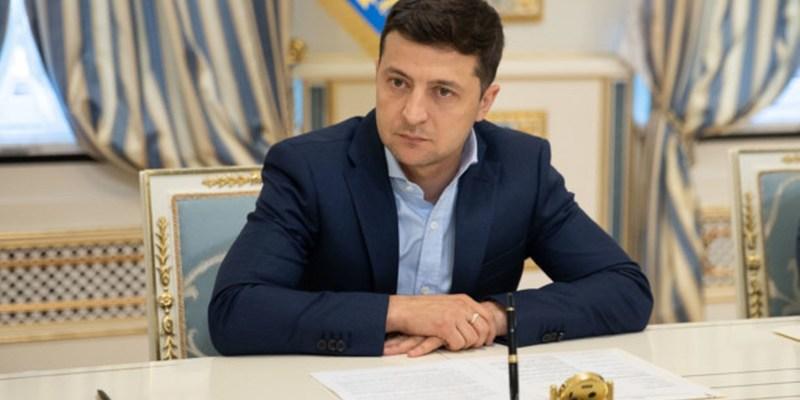 Зеленський просить ОБСЄ чесно фіксувати порушення на Донбасі