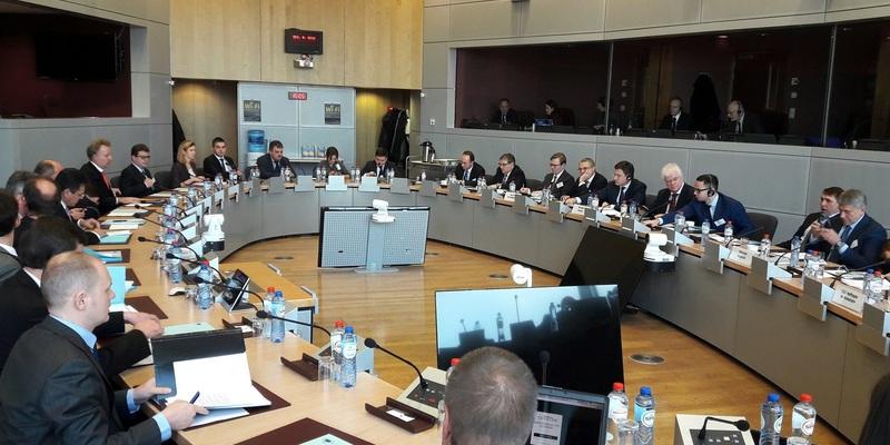 Представники «Нафтогазу» прибули до Брюсселя на тристоронні газові переговори
