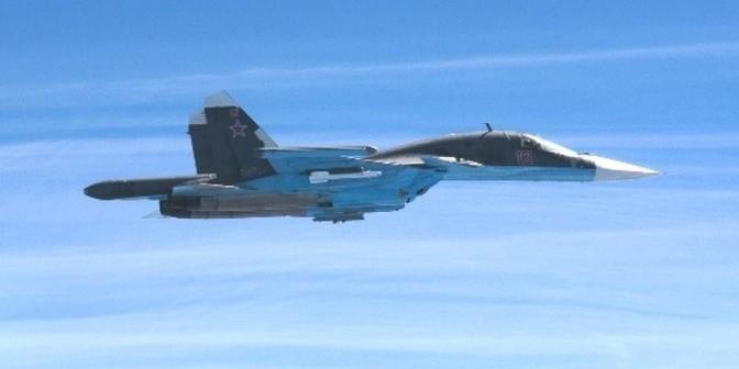 Російський бомбардувальник порушив повітряний простір Естонії