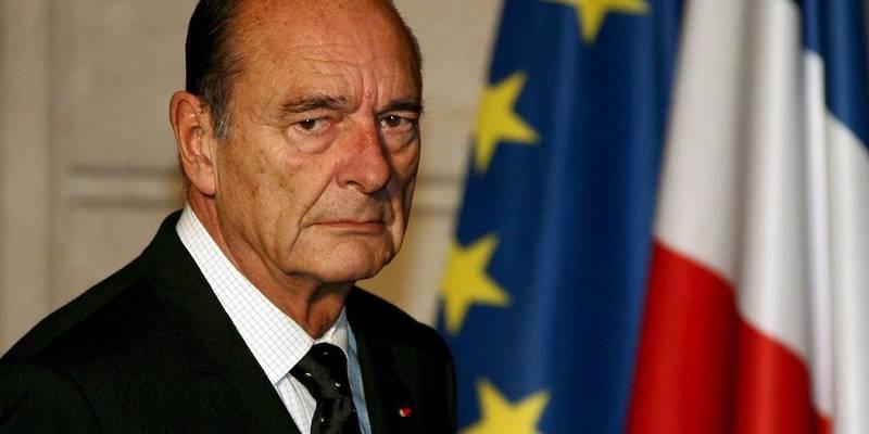 Помер колишній президент Франції