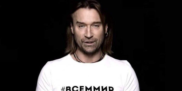Олег Винник підтримав акцію, ініційовану російським гуртом (відео)
