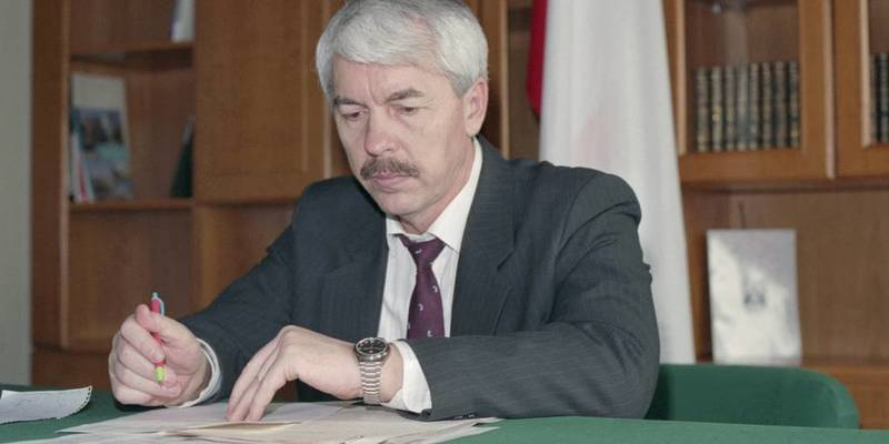 Помер екс-президент Криму Мєшков