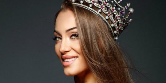 Міс Україна-2019 пояснила відмову говорити українською мовою