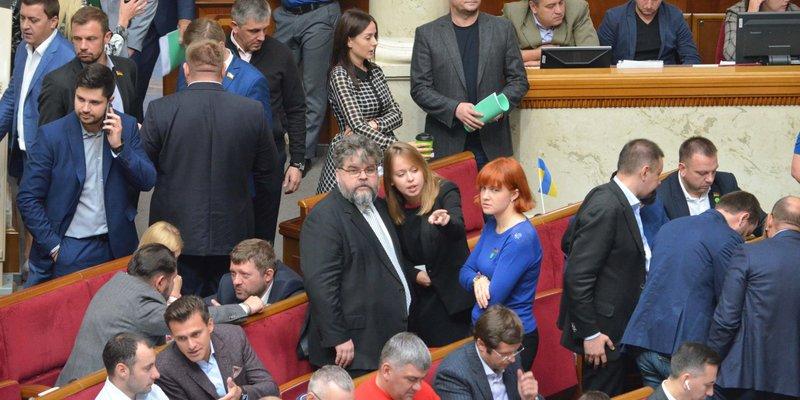 Парламент прийняв закон про звільнення членів Нацради