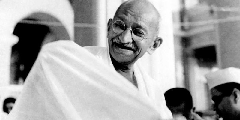 В Індії викрали прах Ґанді. На стіні залишили напис «Зрадник»