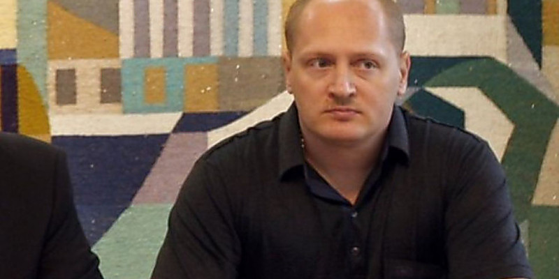 В Україну повернувся журналіст Шаройко, засуджений у Білорусі за шпигунство (відео)