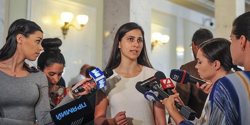 «Тепер для проведення обшуку в народного депутата не потрібен дозвіл парламенту», - Галина Янченко