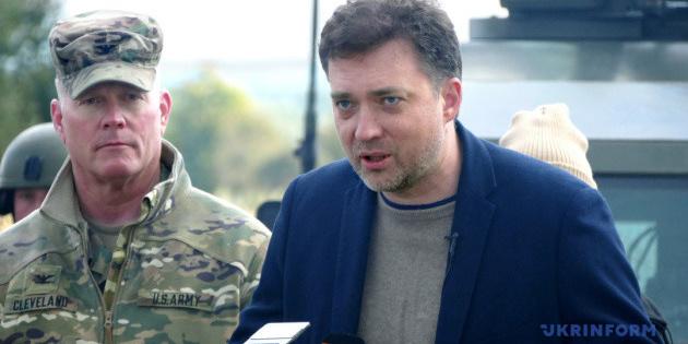 Ті, хто воюють на Донбасі проти України, не можуть розраховувати на амністію