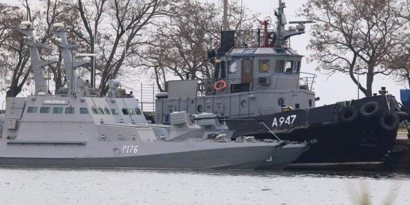 Вадим Пристайко заявив, що скоро Росія поверне військові кораблі, які вона захопила у Керченській протоці