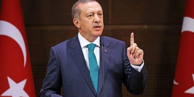 Ердоган підтвердив наміри продовжувати військову операцію Туреччини в Сирії