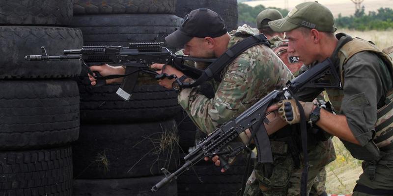 Від початку доби російські окупанти на Донбасі 4 рази обстріляли військових – ООС