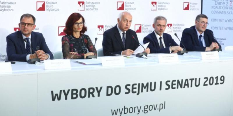 Парламентські вибори в Польщі: перемогу здобула партія Качинського