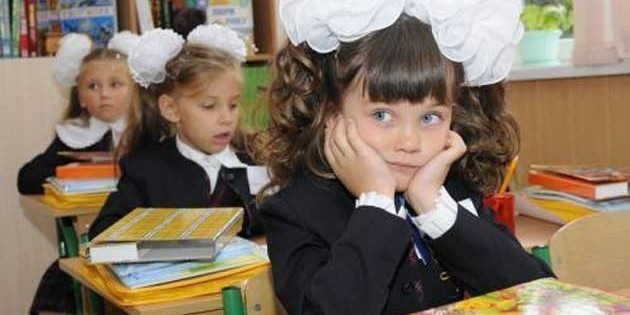 Третина українців категорично не схвалюють перехід на українську мову навчання в школах