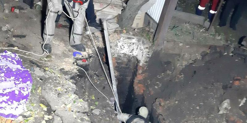 На Полтавщині у вигрібній ямі загинуло 3 людини