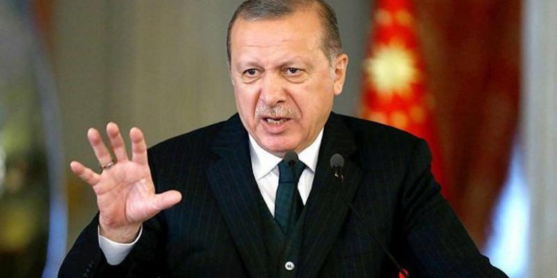Ердоган викинув у смітник лист Трампа з проханням зупинити війну