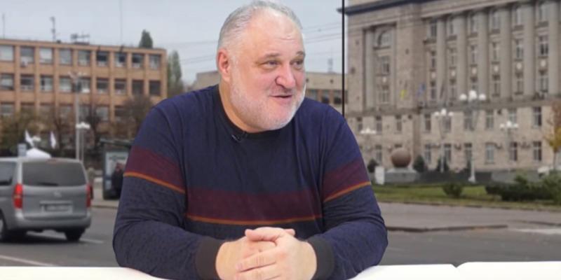 «Пане Президенте, звільніть чьорта-Портнова!» - Володимир Цибулько