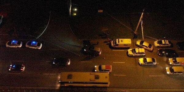 У Дніпрі посеред вулиці розстріляли машину: названі імена вбивці та жертви