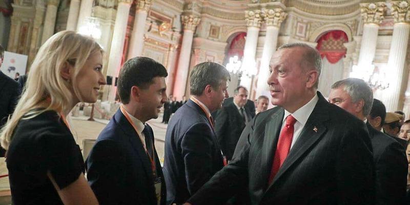 Посол Туреччини розповів, як кримські «депутати» змогли потрапити до Ердогана