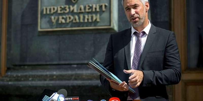 Генпрокурор доповів про перші результати роботи прокуратури