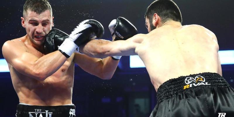 Гвоздик програв росіянину Бетербієву бій за два пояси чемпіона світу