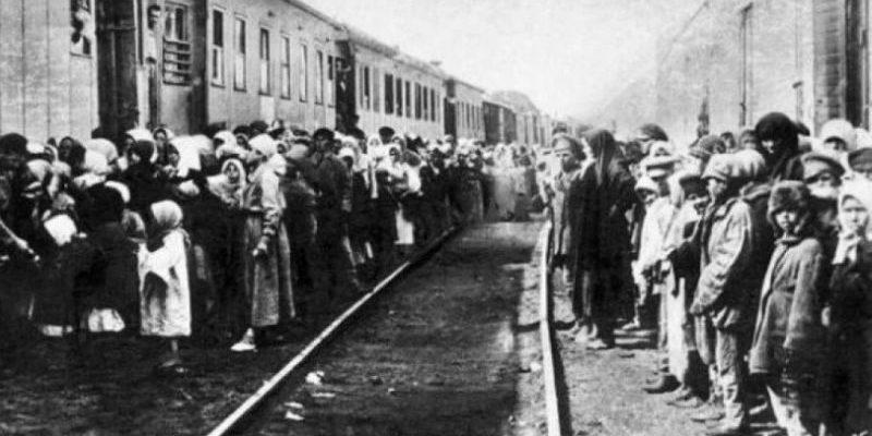 Операція «Захід»: цього дня 78 тисяч українців було вивезено до Сибіру та Казахстану