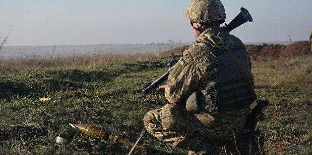 Збройні формування Російської Федерації 17 разів порушили режим припинення вогню