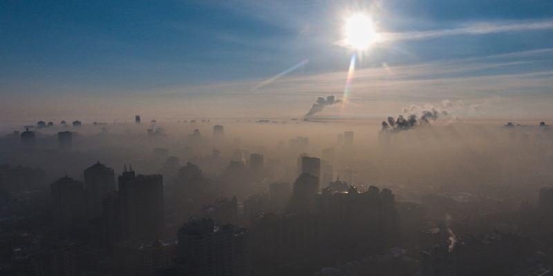 У Мінекоенерго закликали українців не турбуватися через смог