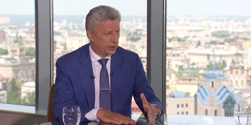 Бойко: Влада не готова до розведення військ на лінії зіткнення
