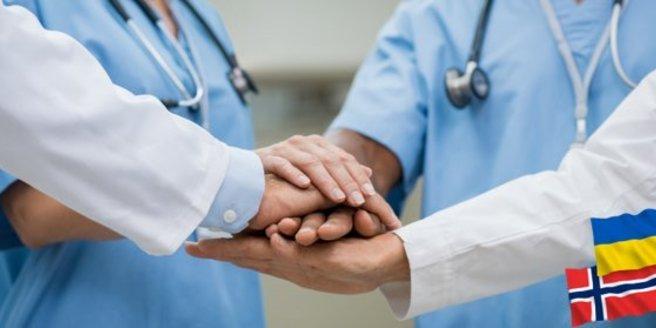 Уряд Норвегії виділить Україні на фінансування у сфері охорони здоров'я майже 4 мільйони доларів