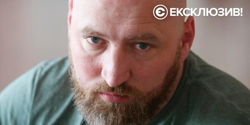 """Мирослав Гай, волонтер та керівник благодійної організації «Фонд """"Мир і Ко""""» відверто поговорив з репортером «Є» про ситуацію на Донбасі і цілі організації «Рух Опору Капітуляції»"""