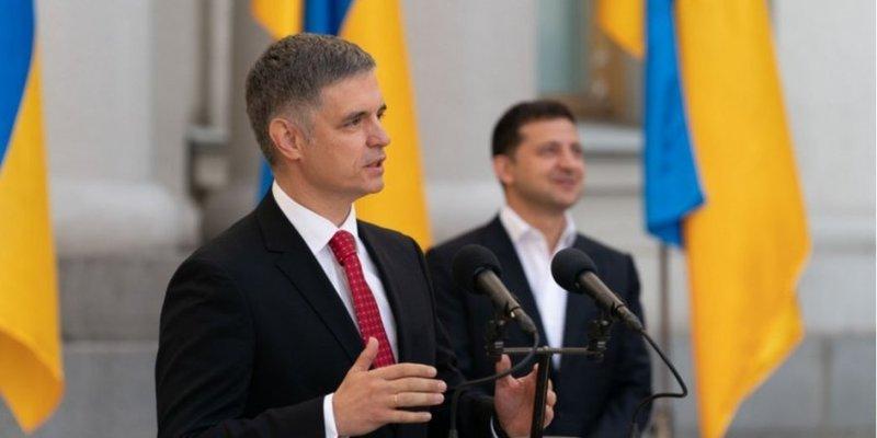 Міністр Пристайко заявив, що президент України  готовий зустрітися із президентом Російської Федерації