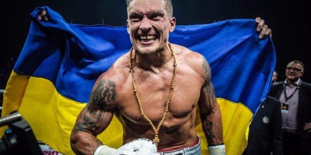 Олександр Усик увійшов до топ-5 суперваговиків WBC