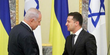 Причиною зупинки роботи посольства Ізраїлю в Україні став конфлікт всередині уряду країни