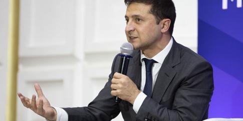 Президент заявляє, що для завершення війни на Донбасі Україна має пройти три послідовних етапи