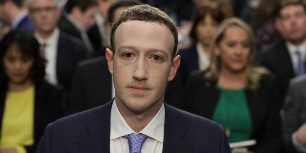 Цукерберг заборонить рекламу в Facebook