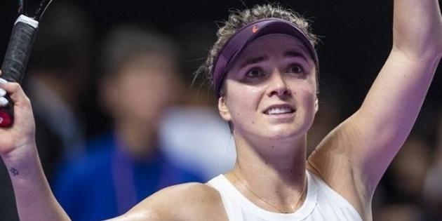 Світоліна перемогла американку Кенін на WTA Finals-2019