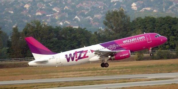 Лоукостер WizzAir повернувся з рейсами в Одесу
