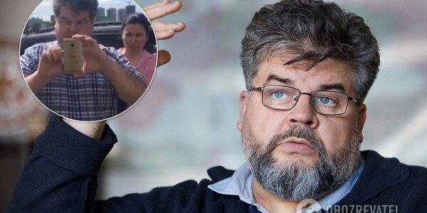 «Козел, за це пристрілюють»: спливло ще одне скандальне відео з Яременком