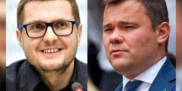 Бійка на Банковій: Баканов вибив Богдану зуб, - журналіст